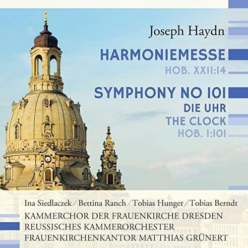 Haydn-Harmoniemesse-CD